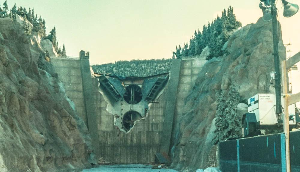 Dantes Dam